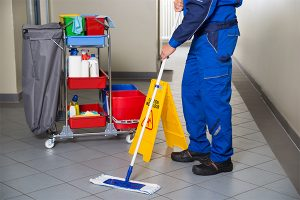 janitorial services bay county
